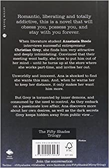 "summaries of fifty shades of gray dr 50 shades of grey el james a great book spoiler  ""because i'm fifty shades of fucked up"" he goes on to say that he had a very rough introduction to life and doesn't want to go into detail about it  (she is captioned as a ""friend"") christian has scheduled for the best ob-gyn in the city, dr greene, to see ana for a full."