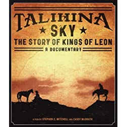 Talihina Sky:The Story of Kings of Leon (Blu-ray)