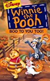 Winnie the Pooh - Boo to You Too [VHS]