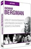 echange, troc Bergman 1 - Sonate D'Automne, Les Fraises Sauvages, Cris Et Chuchotements