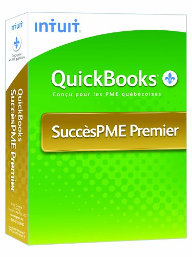 QuickBooks Succespme Premier 2010 (vf - French software) [Old Version]
