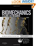 Biomechanics in Clinic and Research:...
