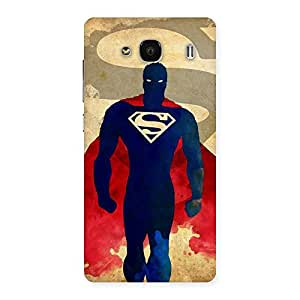 Day Walks Back Case Cover for Redmi 2 Prime