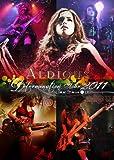 ディターミネイション・ツアー 2011 ~ライヴ・アット・渋谷O-EAST [DVD]