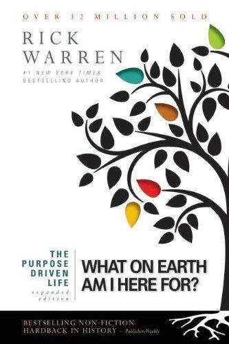 the purpose driven life epub free download