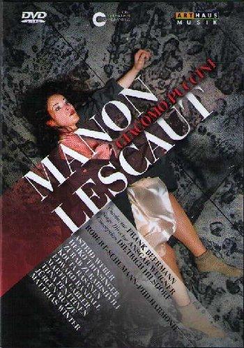 Manon Lescaut -Puccini - DVD