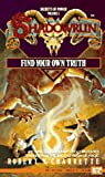 Find Your Own Truth (Shadowrun)