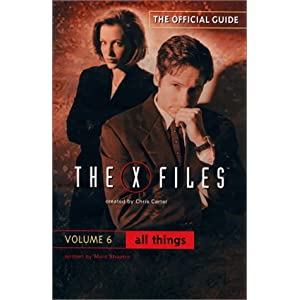 The X Files Episode Guide | RM.