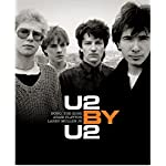 U2 by U2 book cover