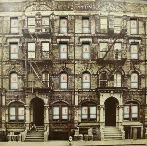 Physical Graffiti Lp (Vinyl Album) Uk Swan Song 1975