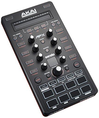 Akai Professional AFX controller midi usb 4 deck per Serato DJ