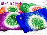 へこ帯 子供浴衣 4色から選べる子供兵児帯 SHK (青)