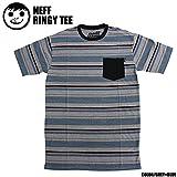 3173 neff / ネフ 半袖Tシャツ RINGY TEE / グレー ss14311 (M)