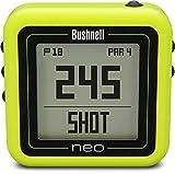Bushnell 368224 Bushnell NEO Ghost Golf GPS/Rangefinder, Neon Green