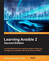 Learning Ansible 2, 2nd Edition Front Cover
