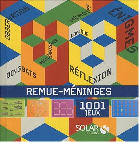 Remue-méninge : 1001 jeux