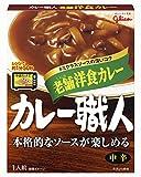 江崎グリコ カレー職人 老舗洋食カレー 中辛 180g×10個