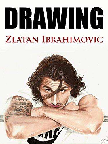 Clip: Drawing Zlatan Ibrahimovic