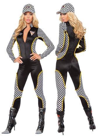 Sexy Race Costume