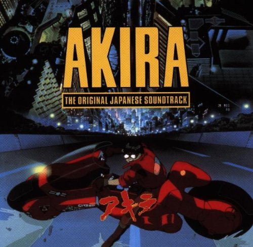 Akira the Original Japanese Soundtrack