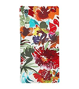 Wonderful Painting 3D Hard Polycarbonate Designer Back Case Cover for Sony Xperia Z5 :: Sony Xperia Z5 Dual (5.2 Inches)