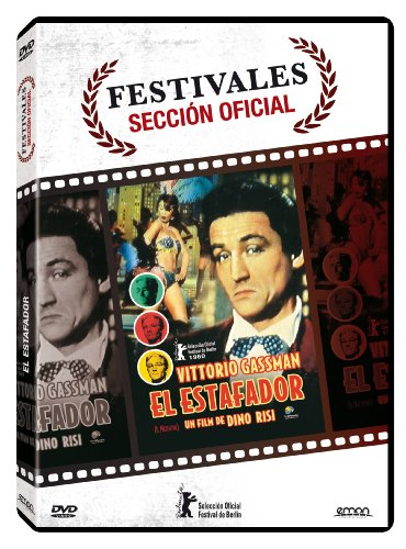 El Estafador (Vittorio Gassman) [DVD]