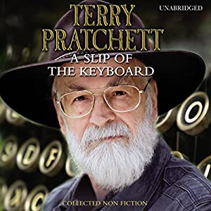 A Slip of the Keyboard Audiobook