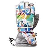 icepardal(アイスパーダル) 全19色柄 レディース スノーボード グローブ インナー付き スノーボード ウェア 生地使用 IG-81 D-477 07号サイズ 手ぶくろ 手袋 てぶくろ スノーグローブ スノボ スノボー グローブ スキー