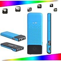 Ugoos UM2 RK3188 Quad Core ARM Cortex-A9 1.6GHz Google Android 4.2 OS Mini TV Box 2G/8G BT IR Remote Double USB port