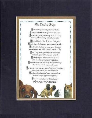 Touching and Heartfelt Poem for Dog Memorial