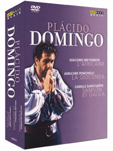 Placido Domingo [4 DVDs]