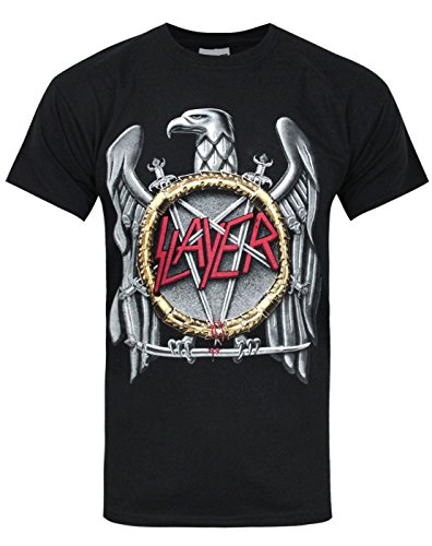 Slayer-Slayer-Eagle nero Large