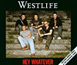 Disco de Westlife - Hey Whatever (Anverso)