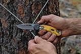 Buck Knives 753 Redpoint Rescue Tactical Folding Knife Strap Cutter Glass Breaker