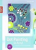 Dot Painting in Acryl: Punktmalerei auf Keirahmen