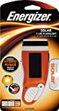Energizer SOLCKCCBP Carabiner Solar Crank LED Flashlight, Orange