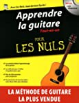 Coffret - Apprendre la guitare pour l...