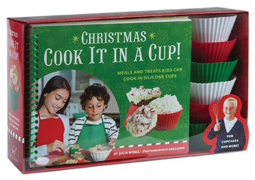By Julia Myall Christmas Cook It in a Cup!: Meals and Treats Kids Can Cook in Silicone Cups (Box Nov PC) [Paperback]