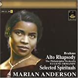 Marian Anderson Sings Selected Spirituals