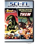 The Beast From 20,000 Fathoms / Them! (Double Feature) ~ Various