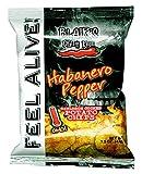 ハバネロ ポテトチップス 激辛20袋