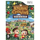 Animal crossing let&#39;s go to the city + wii speakpar Nintendo