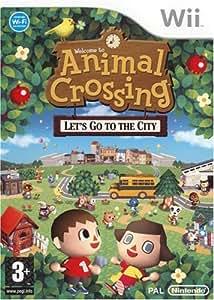 Animal crossing let's go to the city + wii speak