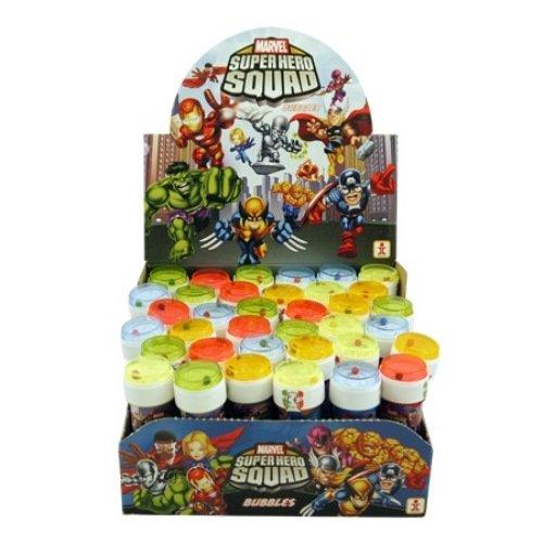 36-x-marvel-super-hero-squad-puzzle-maze-tub-of-bubbles-60ml-wholesale-box