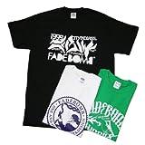 (フェイドボム) FADEBOMB 【福袋】 半袖Tシャツ3枚セット XL 明るめ