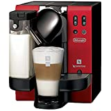 "DeLonghi EN 660 R Nespresso Lattissima 1300 W stylish red Design IFD Systemvon ""DeLonghi"""