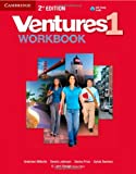 img - for Ventures Level 1 Workbook with Audio CD book / textbook / text book