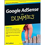 "Google AdSense For Dummies (For Dummies (Computers))von ""Jerri L. Ledford"""