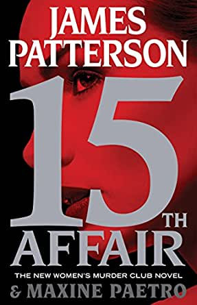 15th Affair  by Patterson