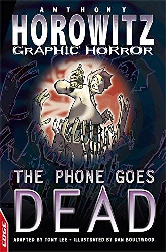 The Phone Goes Dead (EDGE - Horowitz Graphic Horror)